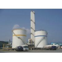 Quality Cryogenic Liquid O2 Air Separation Unit For Nitrogen 99.999 % Oxygen 99.7% Purity Oxygen Unit for sale