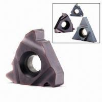 China Tungsten carbide turning inserts, available with TiAlN coating for sale
