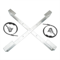 Wholesale 1000mm OPGW  Galvanized Steel ADSS Cable Storage Tray With Pole from china suppliers