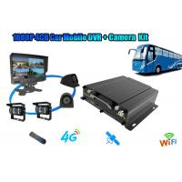 Wholesale 8CH HD Mobile Security Camera DVR , 720 P Surveillance Cameras For Cars from china suppliers