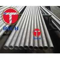 Wholesale GB/T 30059 Incoloy 800 Alloy Steel Seamless Pipes Corrosion Resisting 2-12m Length from china suppliers