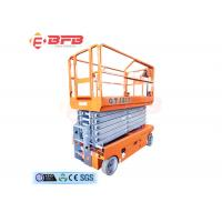 Wholesale 6m-12m Self-Propelled scissor lifting table for plant reparing from china suppliers
