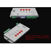 Buy cheap 4 Output Dmx Sd Card Controller , Dmx512 SPI IR Wireless Rgb Led Pixel Controller from wholesalers