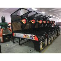 Professional Street Electric Arcade Basketball Game Machine with Metal Frame for sale