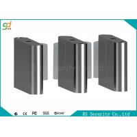 Wholesale IR Sensor Anti-pinch Stainless Steel Speed Barrier Gate Pedestrian System from china suppliers