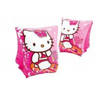 Wholesale Hello Kitty Kids Swimming Aids , High Safety Swimming Armbands For Toddlers from china suppliers