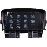 Buy cheap Car radio cd usb mp3 for Chevrolet Cruze /Lacetti II support rear view camera OCB-8632 from wholesalers