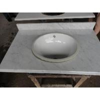 Buy cheap White Cararra Countertop from wholesalers