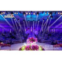 Quality 50m Width Large Luxury Wedding Tents , Transparent Top Tent For Different Event Festival for sale