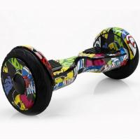 10 Inch Self Balance Electric Scooter Skateboard Two Wheel Lithium Battery
