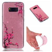 Buy cheap Ultra Slim Soft TPU Shiny Shine Cell Case Cover IMD Glitter Back For Samsung Galaxy from Wholesalers