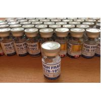 Wholesale Fat Burning Supplement Growth Hormone Peptides Bodybuilding HGH Fragment 176-191 from china suppliers