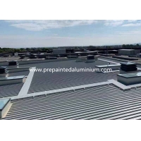China ASTM Standard 1100 H14 Pre Painted Aluminium on sale