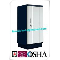 Wholesale Metal Moisture Proof Anti Magnetic Cabinets For Fire Authorities / Financial Room from china suppliers
