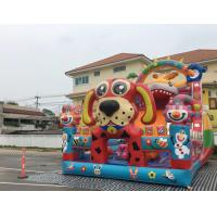 Wholesale Gaint Inflatable Combo / Inflatable Slide Bouncy / Combo Castle Games For Kids Play from china suppliers