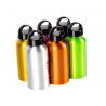 Promotional custom travel aluminum water sports bottle 500 ml Promotional Aluminium Sports Water Bottle for sale