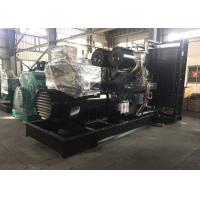 China Brand Wuxi Power 1000KVA Industrial Diesel Generator 1500RPM 50Hz for sale