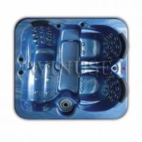 China Outdoor Spa Tub, Acrylic Garden Whirlpool Hot Tub on sale