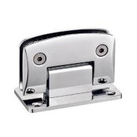 Wholesale Heavy duty glass door hinge for wet rooms from china suppliers