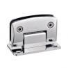 Buy cheap Heavy duty glass door hinge for wet rooms from wholesalers