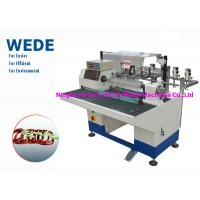 Wholesale Self - Locked Stator Winding Machine 10 - 70mm Stack Length WD - PR - 160 Model from china suppliers