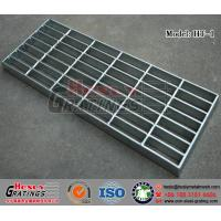 Quality Stair Treads Grating, Steel Grating Stair Treads for sale