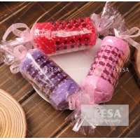 Wholesale 100% Cotton Festival Wed Present Souvenirs Candy Wedding Gift Favors Towel from china suppliers