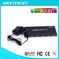 Wholesale 1 Input 4 Output HDMI Splitters 1.4V HDMI Distribution Amplifier 3D HDCP 1080P 4K*2K 1x4 from china suppliers