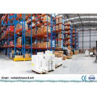 Quality Heavy Duty metal Industrial Storage Rack For Warehouse / factory for sale
