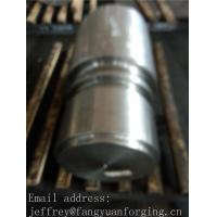 Wholesale 18CrNiMo7-6 Hot Rolled Forged Shaft For Gear Box Wind Power  Mining Machinery from china suppliers