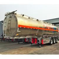 Buy cheap Tank Semitrailer, Oil Tanker Trailer, Aluminium tank trailer, Aluminium fuel from wholesalers
