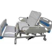Wholesale All Electric Hospital Bed Four Sections PE Bed Board Providing Sitting Position from china suppliers
