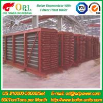 Power Station Boiler Electric Water Boiler Spare Part LPG Industry Boiler Economiser