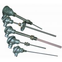 China WZP-320 330 321 330 Flanges fabricated thermal resistance, platinum thermocouples, PT100 R on sale