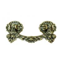 Wholesale Italy Style Metal Casket Handle , High Polished Casket Hardware Z1102 from china suppliers