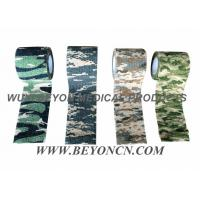 Wholesale Camouflage Cohesive Bandage Self adhesive For  Wrapping Camping & Hunting tools from china suppliers
