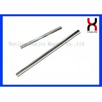 12500 Gauss Permanent Magnet Rod 25mm*300mm NdFeB Round Bar Magnets for sale