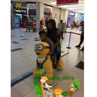 Wholesale Hansel happy ride toy animal toy machine ride hot in shopping mall from china suppliers