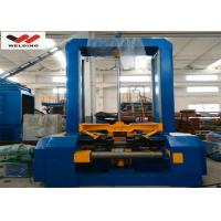 Wholesale VFD Spot Welding Speed Control H Beam Assembling Machine Automatic To Fix Flange And Web from china suppliers