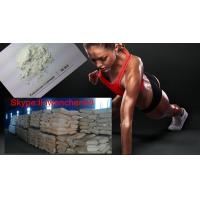 Wholesale Off - White Crystalline Raw Steroid Powders / Muscle Growth Hormone For Bodybuilding from USA Shipping from china suppliers