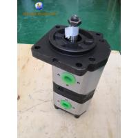 China Kubota , John Deere Tractor High Pressure Aluminum Double Gear Pump on sale