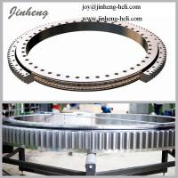 Wholesale slewing bearing ring /slewing drive for crane,machinery parts from china suppliers