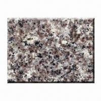 G664 granite tile/China red granite, flame and brushed, available in various sizes for sale