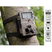 Buy cheap Most Cost-effective Stealth Trail Camera , HD 720P Video And 12MP from wholesalers