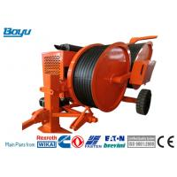Wholesale TY1x60 Hydraulic Tensioner Overhead Line Stringing Equipment Cummins Engine from china suppliers