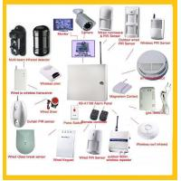 Wholesale Network alarm system | GSM & pstn wireless and wired alarm host | retail and wholesale security from china suppliers