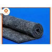 Wholesale Black Backed Carpet Underlay Needle Punched Felt Industrial Felt Fabric from china suppliers