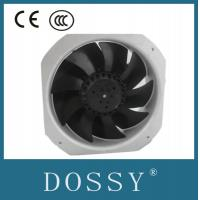 China industrial axial fan 225mm AC 220V axial fan with external rotor motor China on sale