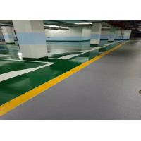 Quality Anti static Industrial Floor Paint For The Car Parking , Industrial Floor for sale