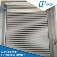 Buy cheap Aluminum Alloy High Speed Fast Rapid Rolling Shutter Traffic Door from wholesalers